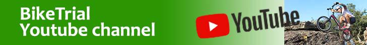 BikeTrial Youtube channel